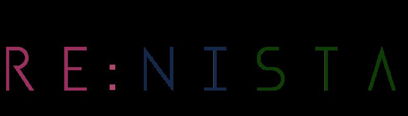 西陣織コーポレートブランド RE:NISTA リニスタ ロゴ